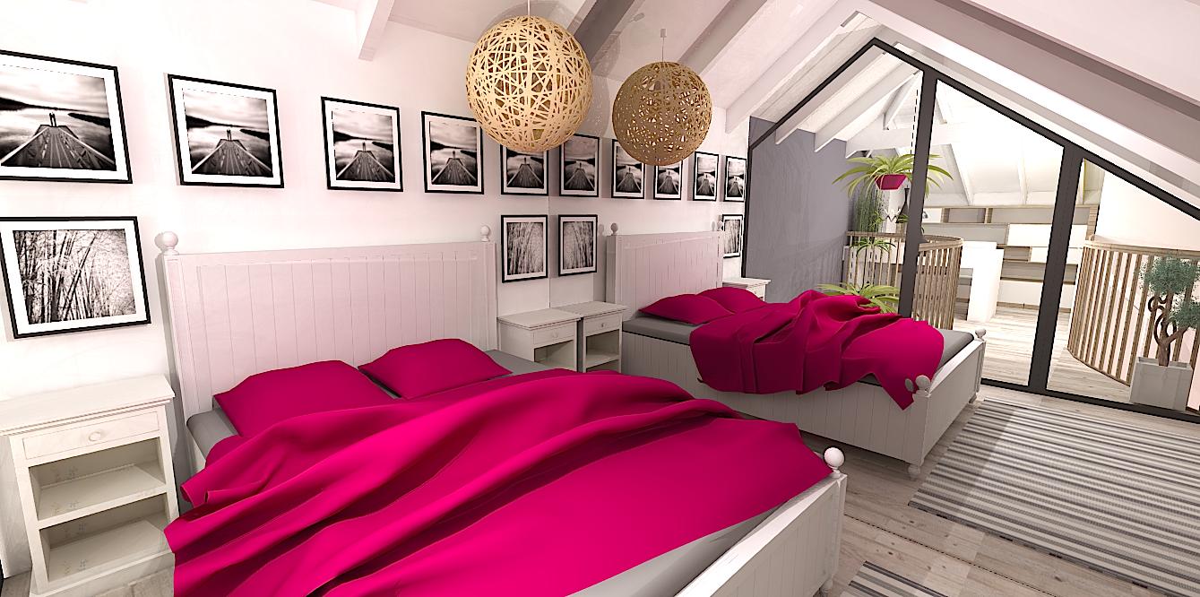collection de chambres e interiorconcept. Black Bedroom Furniture Sets. Home Design Ideas