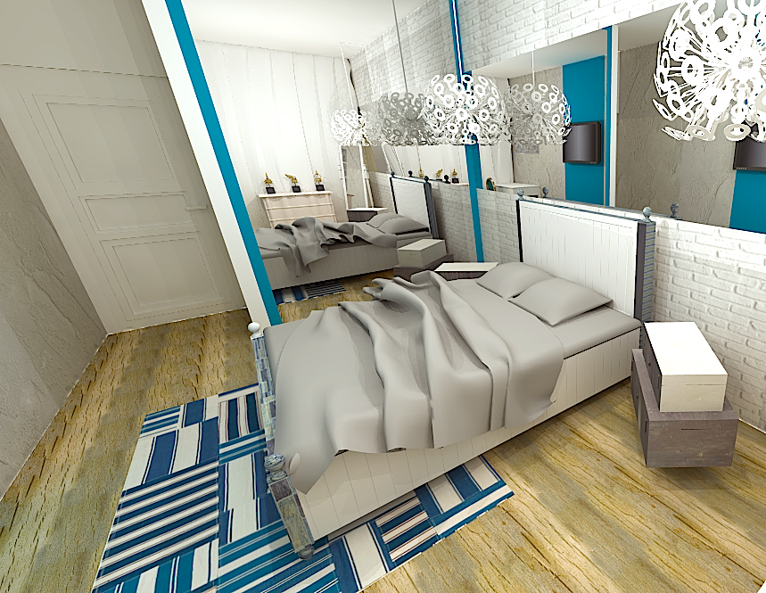 Collection de chambres e interiorconcept for Architecte d interieur nord