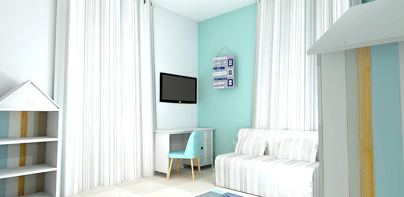 Chambres d 39 enfants e interiorconcept for Chambre d architecte