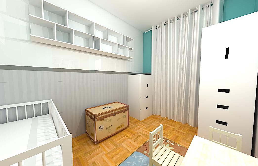 chambres d'enfants decoration décorateur