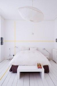 le diy de la chambre la t te de lit e interiorconcept. Black Bedroom Furniture Sets. Home Design Ideas