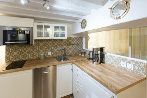 avant/ après cuisine decoration architecte d'intérieur
