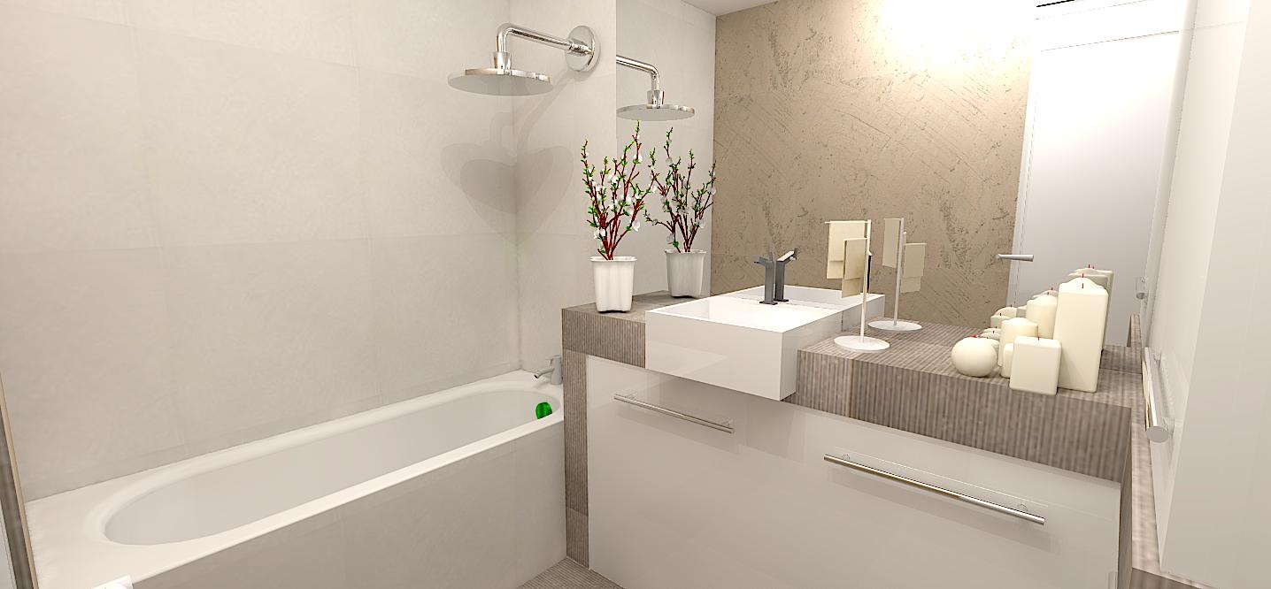 architecte d'intérieur salle de bain