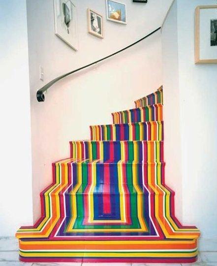 Le Diy Pour Relooker Des Escaliers - E-Interiorconcept