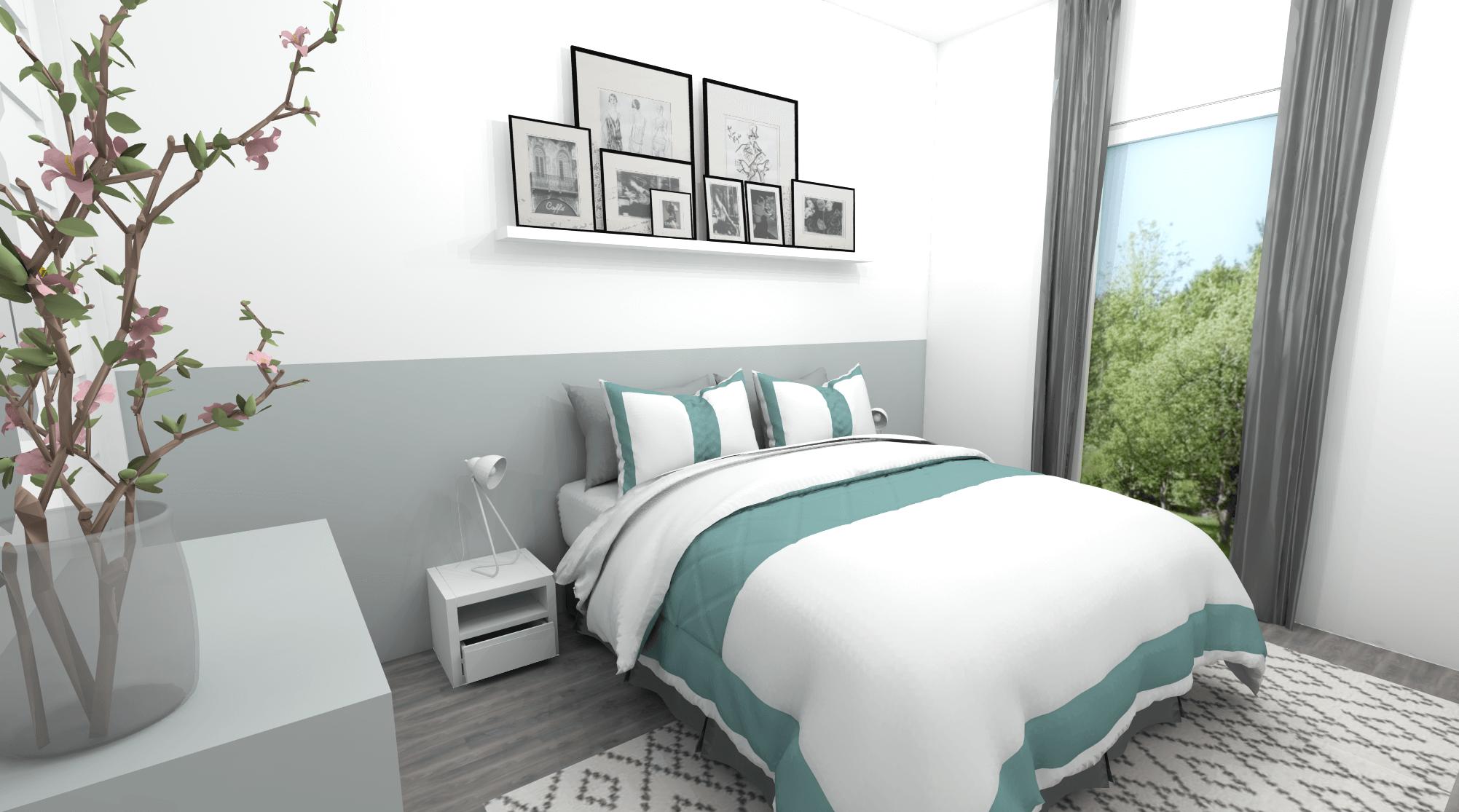 Chambre Ouverte Salle De Bain décoration et aménagement de chambres - e-interiorconcept